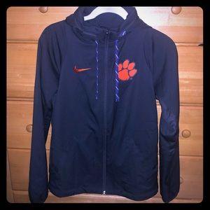 Clemson Nike jacket